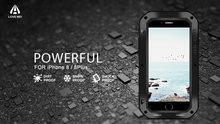 Love Mei hoesjes Apple iPhone 7 Plus