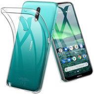 Nokia 2.3 gelcase en hardcase hoesjes