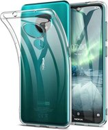 Nokia 5.3 Gelcase & Hardcase Hoesjes