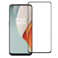 OnePlus Nord N100 screenprotectors