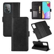 MobyDefend Luxe Wallet Book Cases (Sluiting Zijkant)