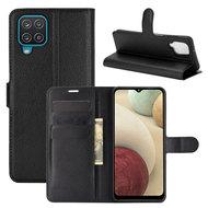 Bookcase & Flipcase hoesjes Samsung Galaxy M12