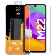 Screenprotectors Samsung Galaxy M22