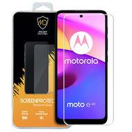 Screenprotectors Motorola Moto E40 / E30