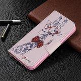 iPhone 11 Pro hoesje, 3-in-1 bookcase met print, giraffe_
