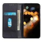 OnePlus 9 Pro hoesje, Luxe Wallet bookcase, Zwart_