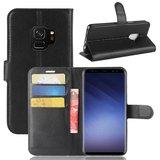 Samsung Galaxy S9 hoesje, 3-in-1 bookcase, zwart_