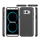 Samsung Galaxy S8 hoesje, extreme protection hardcase, zwart_
