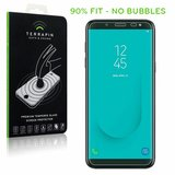 Samsung Galaxy J6 (2018) screenprotector, tempered glass (glazen screenprotector)_