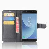 Samsung Galaxy J5 (2017) hoesje, 3-in-1 bookcase, zwart_