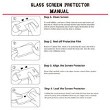 Samsung Galaxy A6 (2018) screenprotector, Full screen tempered glass screenprotector, zwarte randen_