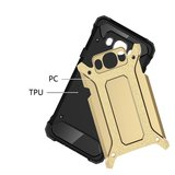 Samsung Galaxy J5 (2016) hoesje, tough armor extreme protection case, goud_