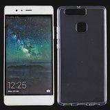 Huawei P9 hoesje, gel case, doorzichtig_