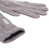 iGlove Touchscreen handschoenen, Donker grijs_
