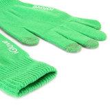iGlove Touchscreen handschoenen, Groen_
