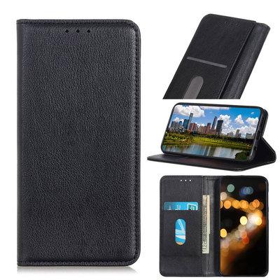 iPhone 11 Pro hoesje, Luxe 3-in-1 bookcase, zwart