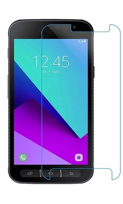 Samsung Galaxy Xcover 4S screenprotector, tempered glass (glazen screenprotector)