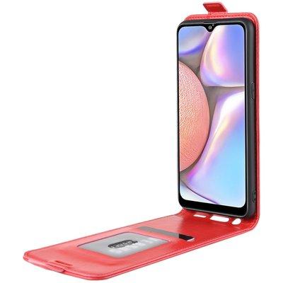 Samsung Galaxy A50 / A30S hoesje, flipcase, rood