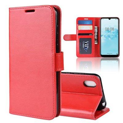 Huawei Y5 (2019) hoesje, 3-in-1 bookcase, rood