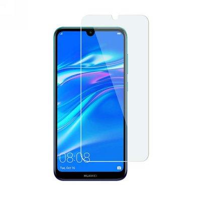 Huawei Y5 (2019) screenprotector, tempered glass (glazen screenprotector)