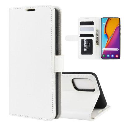 Samsung Galaxy S20 Plus (S20+) hoesje, Wallet bookcase, Wit