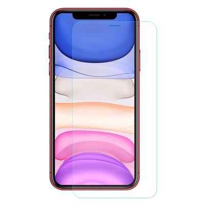 Apple iPhone 11 / iPhone XR screenprotector, MobyDefend Case-Friendly Gehard Glas Screensaver