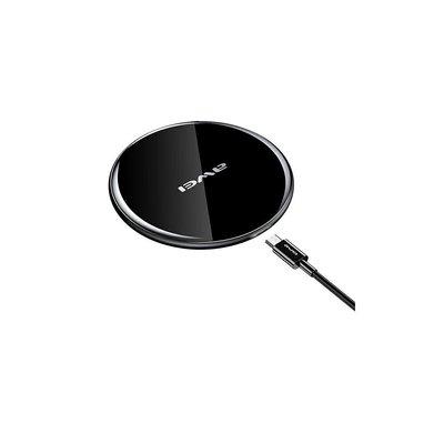 AWEI Qi Wireless Charger - 10 Watt - Draadloze Oplader - Zwart