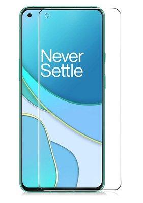 OnePlus 9 Pro screenprotector, MobyDefend Case-Friendly Gehard Glas Screensaver