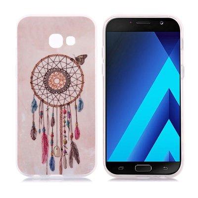 Samsung Galaxy A3 (2017) hoesje, gel case met print, dromenvanger