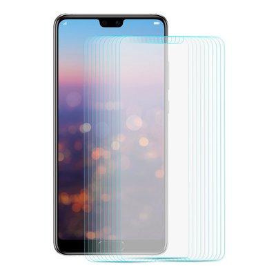 Huawei P20 screenprotector, tempered glass (glazen screenprotector)