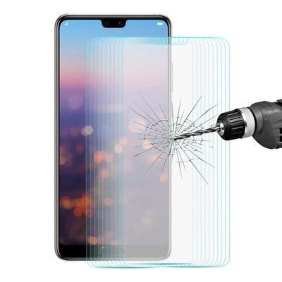 Huawei P20 Pro screenprotector, tempered glass (glazen screenprotector)