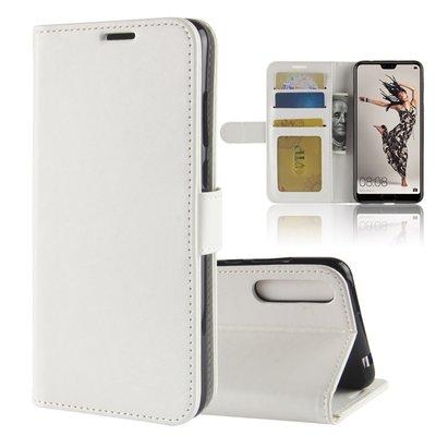 Huawei P20 Pro hoesje, 3-in-1 bookcase, wit