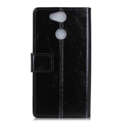 Sony Xperia XA2 hoesje, 3-in-1 bookcase, zwart