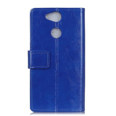 Sony Xperia XA2 hoesje, 3-in-1 bookcase, blauw