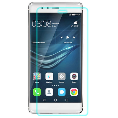 Huawei P9 screenprotector, tempered glass (glazen screenprotector)