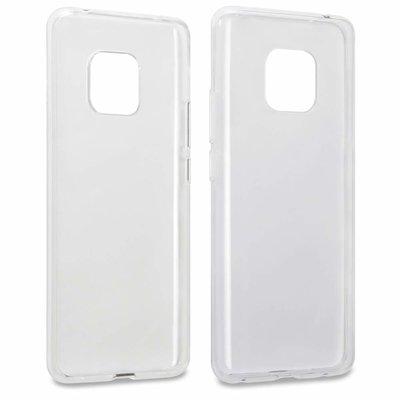 Huawei Mate 20 Pro hoesje, gel case, doorzichtig