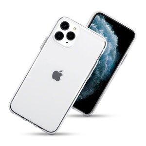 iPhone 11 Pro hoesje, gel case, volledig doorzichtig