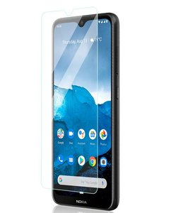 Nokia 6.2 / Nokia 7.2 screenprotector, tempered glass (glazen screenprotector)