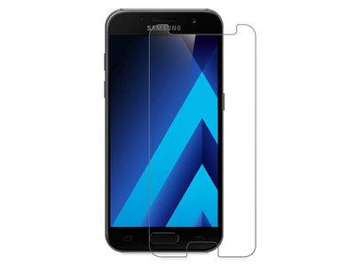 Samsung Galaxy A5 (2017) screenprotector, tempered glass (glazen screenprotector)