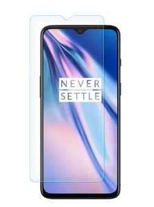 OnePlus 7T screenprotector, tempered glass (glazen screenprotector)