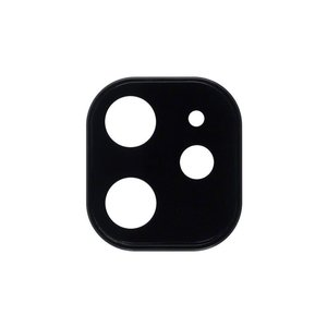 Apple iPhone 11 camera protector, Zwart