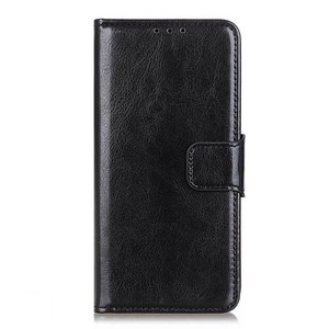 Samsung Galaxy Note 20 Ultra hoesje, Wallet bookcase, Zwart