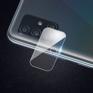 Samsung Galaxy A51 Camera protector, Volledig transparant