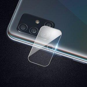 Samsung Galaxy A71 Camera protector, Volledig transparant