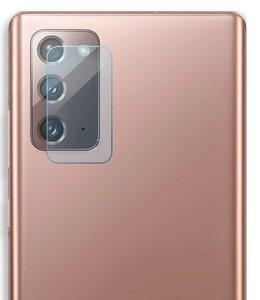 Samsung Galaxy Note 20 Camera protector, Volledig transparant
