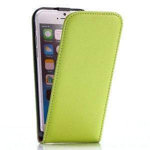 Apple iPhone 6 / iPhone 6S hoesje, flipcase, groen