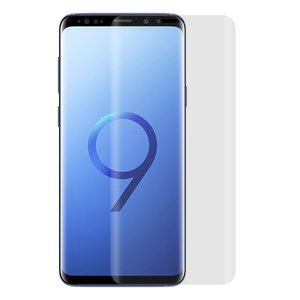 Samsung Galaxy S9 screenprotector, full screen tempered glass (glazen screenprotector)