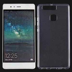 Huawei P9 hoesje, gel case, doorzichtig