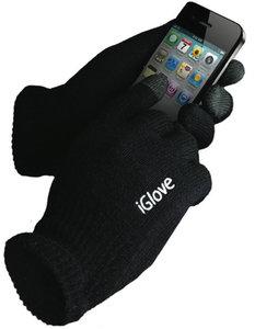 iGlove Touchscreen handschoenen, Zwart