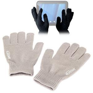 iGlove Touchscreen handschoenen, Licht grijs